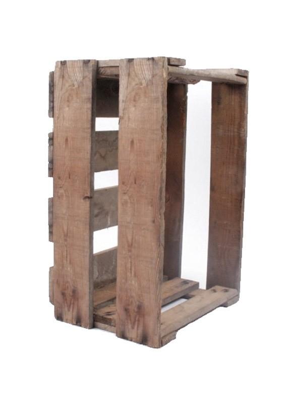 aus echtem Holz ohne Aufdruck  Weine der Pfalz  nach Hersteller