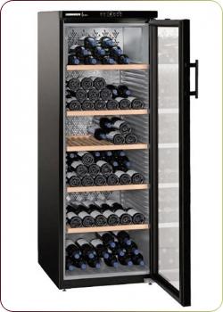 Liebherr - `WKb 4212 Vinothek`, Weinklimaschrank für 200 Flaschen, 1 Zone, 5 - 20°C