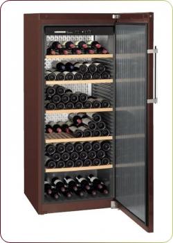 Liebherr - `WKt 4551 GrandCru`, Weinklimaschrank für 201 Flaschen, 1 Zone, 5 - 20°C