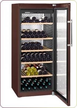 Liebherr - `WKt 4552 GrandCru`, Weinklimaschrank für 201 Flaschen, 1 Zone, 5 - 20°C