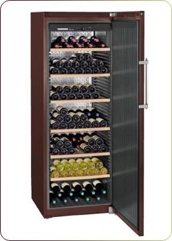 Liebherr - `WKt 5551 GrandCru`, Weinklimaschrank für 253 Flaschen, 1 Zone, 5 - 20°C
