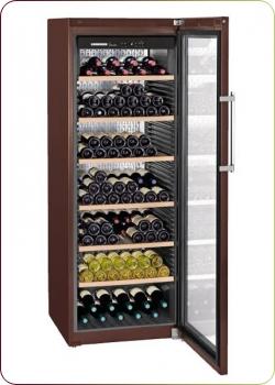 Liebherr - `WKt 5552 GrandCru`, Weinklimaschrank für 253 Flaschen, 1 Zone, 5 - 20°C