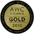 "Goldmedaille ""AWC Vienna"""