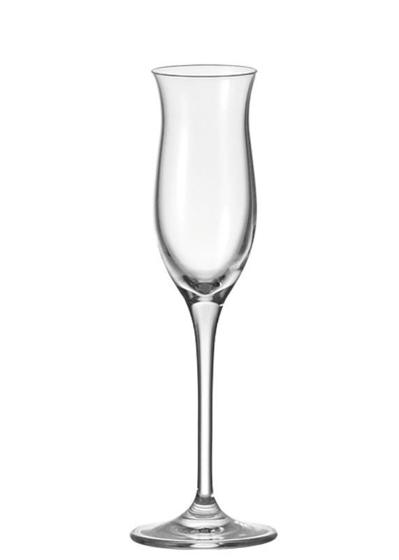 Schnapsgläser Mit Stiel leonardo cheers grappa 6 grappagläser 061639 cheers